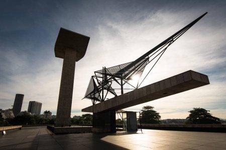 World War II Memorial in Flamengo Park
