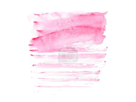 Abstract watercolor aquarelle background