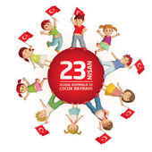 April 23 Turkish National Sovereignty and Childrens Day
