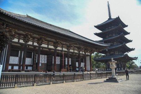 Photo for Beautiful view of  Kofukuji Temple - Royalty Free Image
