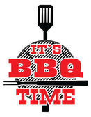 It's BBQ Time - Vector