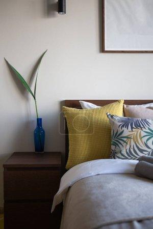 Photo pour Appartements modernes de style scandinave - image libre de droit