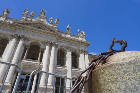 Basilica di San Giovanni in Laterano (St. John Lateran basilica)