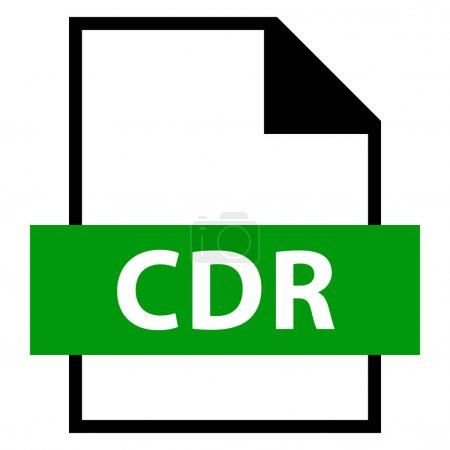 File Name Extension CDR Type