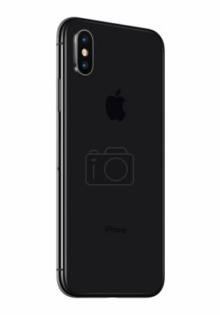 Space Gray Apple iPhone X