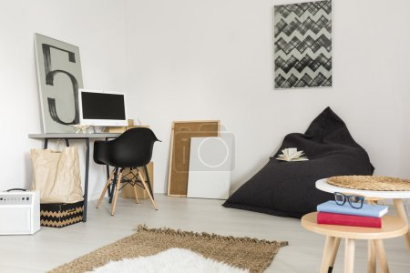 Ideal flat for a student idea