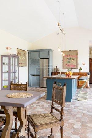 Original and creative kitchen