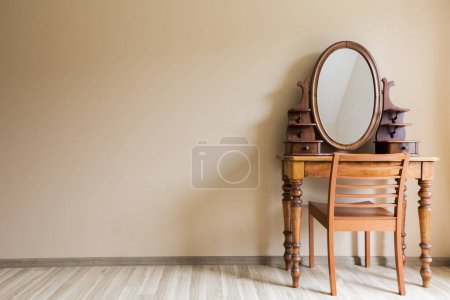 Beautifully renovated stylish vanity in colonial style