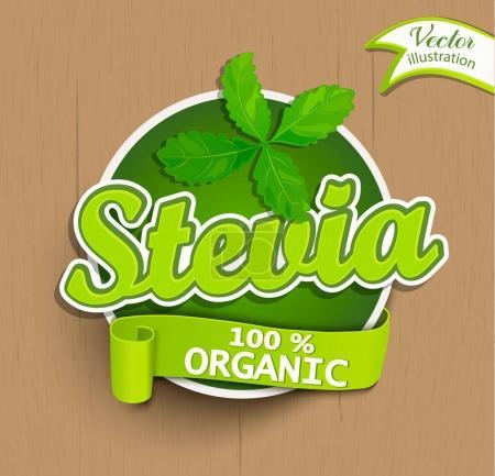 Green Stevia logo