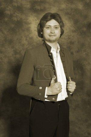 Russischer Gentleman des 19. Jahrhunderts