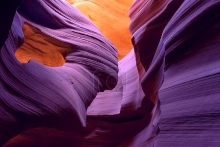 Colorful Antelope Canyon, Arizona