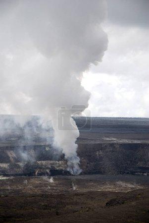 Volcano, Hawaii, Kilauea Caldera