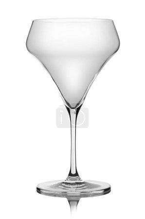 glass for wine empty