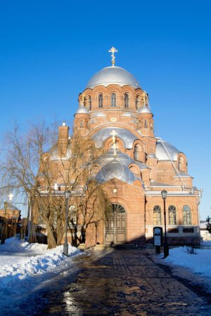 Cathedral of the Icon of the Mother of God, Sviyazhsk, Russia