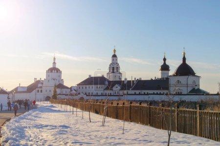 03 of March 2020 - Sviyazhsk, Russia: Assumption Monastery