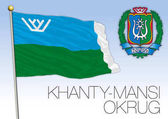 Khanty Mansi Orkut flag Russian Federation Russia
