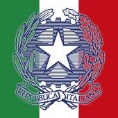 Italy Italian Republic coat of arms