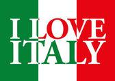 I Love Italy touristic place