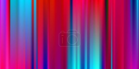Illustration for Iridescent, Soft, Modern Gradients. Iridescent, Modern Image. Pastel Colors. Hipster Bokeh, Party Template. For Web Applications, Mobile illustration, Template Design. - Royalty Free Image