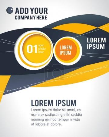 Professional business design template
