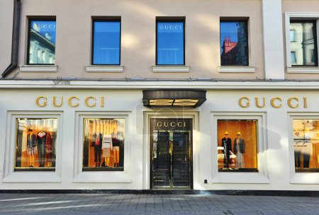 Gucci flagship store Petrovka street