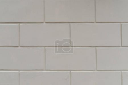 big white brick veneer