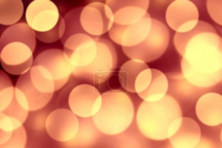 Golden and red Holiday Abstract Background
