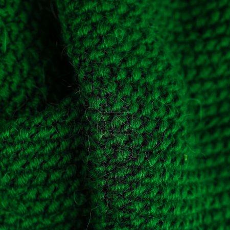 Winter  knitting woolen texture