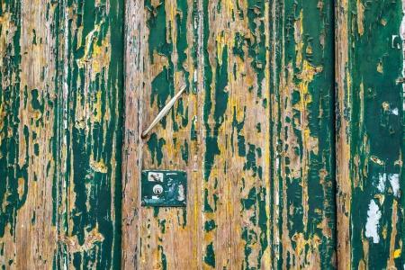 grunge Wooden textured wall.