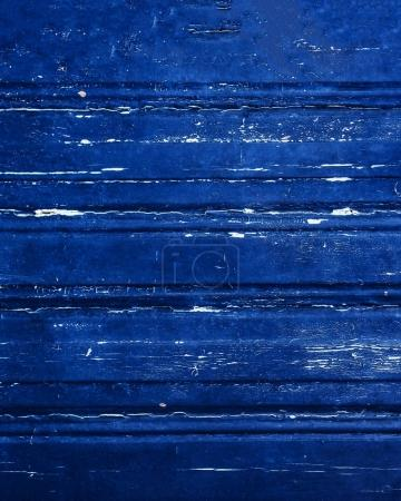 Blue Wood material background