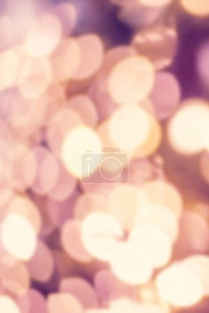 defocused bokeh background