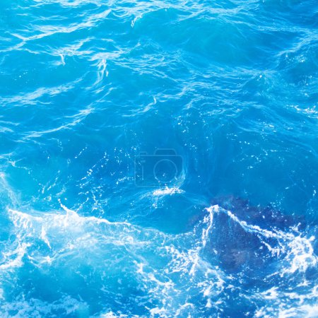 Abstract sea water surface