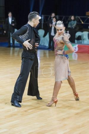Professional Dance Couple of Kosyakov