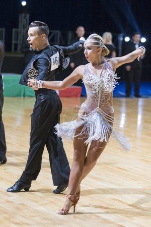Professional Dance Couple of Kosyakov