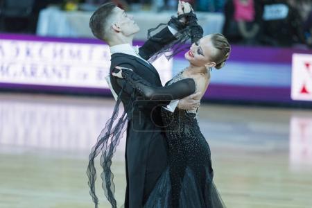 WDSF International Capital Cup Minsk- 2017 in October 7, 2017 in Minsk