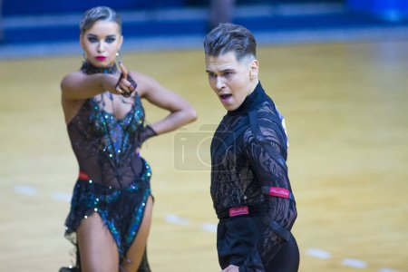 Dance Couple of Egor Koval