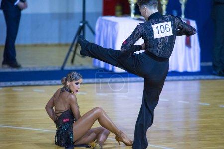 Dance Couple of Egor Koval
