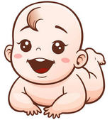 Cute Baby Character