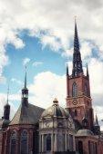 The Riddarholm Church, Stockholm, Sweden
