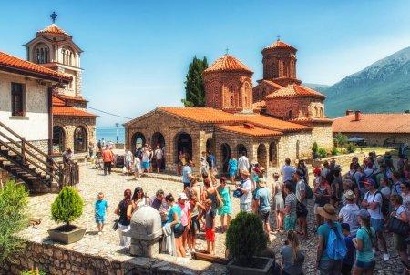 Saint Naum Monastery, Macedonia