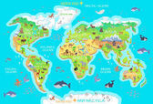 Animals and Where They Live Our Planet Earth