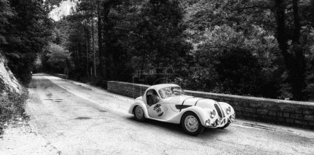 BMW 328 COUP 1937