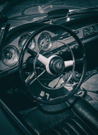 Alfa Romeo Giulietta Spider 1600