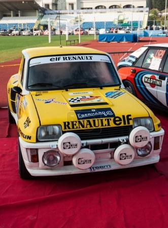 RENAULT 5 GT TURBO 1982