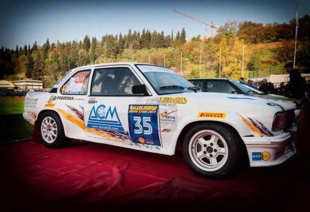 OPEL ASCONA 400 1979 old racing car rally THE LEGE...