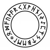 Pagan Heathen Runen Symbol