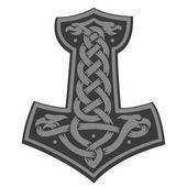 Mjolnir Paganism Pagan NorseCelt