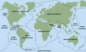 Plate Tectonics FRENCH TERMS