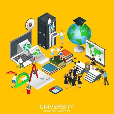 sometric flat concept university