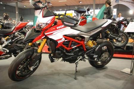 Ducati at Belgrade Car Show